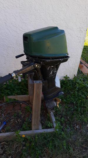 Honda 7.5hp outboard four stroke boat motor for Sale in Tarpon Springs, FL