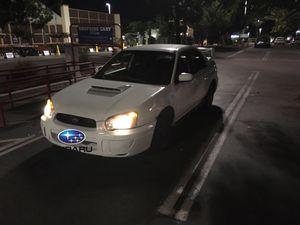 2004 Subaru Impreza WRX for Sale in Moreno Valley, CA
