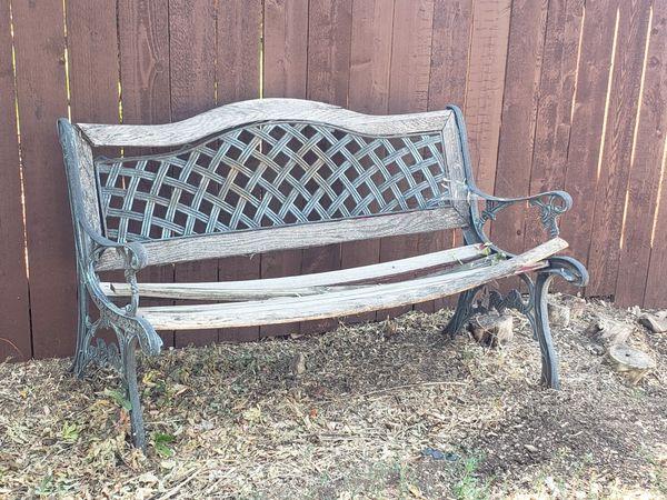 FREE Iron bench