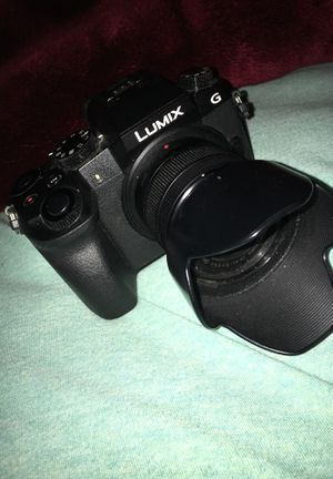 Lumix Panasonic G7 (4K) for Sale in Cleveland, OH