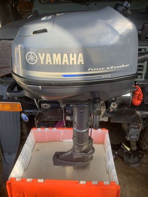 4hp four stroke outboard for Sale in Los Angeles, CA