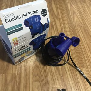 Electric air pump for Sale in Tacoma, WA