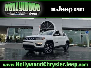 2017 Jeep Compass for Sale in Hollywood, FL
