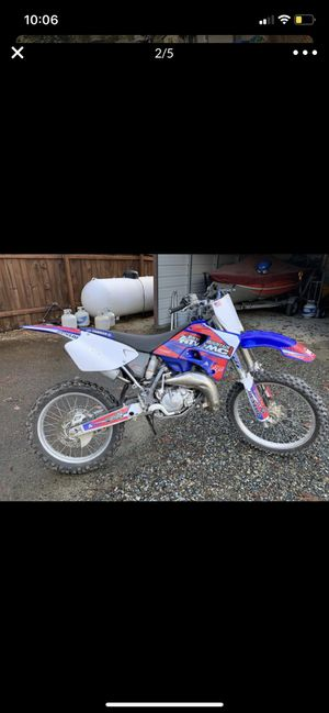 Yz125 for Sale in Maple Valley, WA