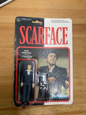 Scarface Tony Montana collectable action figure for Sale in San Diego, CA