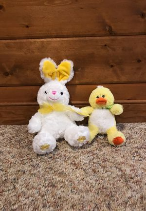 easter stuffed animals/ decor for Sale in Mechanicsville, VA