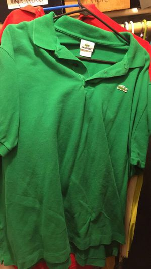Large Lacoste for Sale in Washington, DC