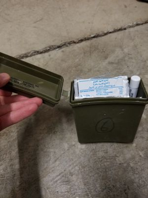 Army First Aid Kit for Sale in Leesburg, VA