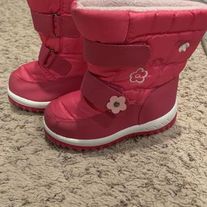 Toddler Snow Boots for Sale in Cibolo, TX