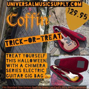 Coffin Case Chimera Series Guitar Gig Bag for Sale in Escondido, CA