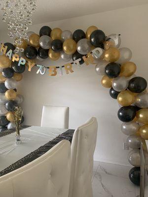 Balloon Garland for Sale in Oviedo, FL