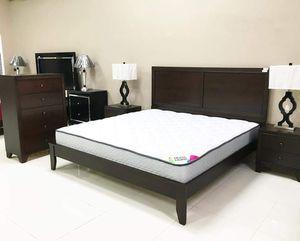 King bedroom set for Sale in Atlanta, GA
