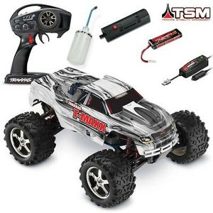 Traxxas tmaxx 3.3 new, used for sale  box make an offer cash only for Sale