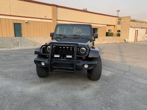 Jeep Wrangler Unlimited JK for Sale in Huntington Beach, CA