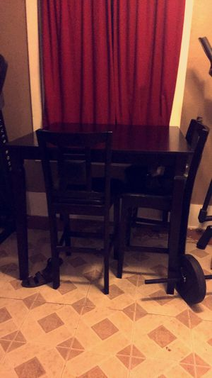 Tall kitchen table for Sale in Brownwood, TX