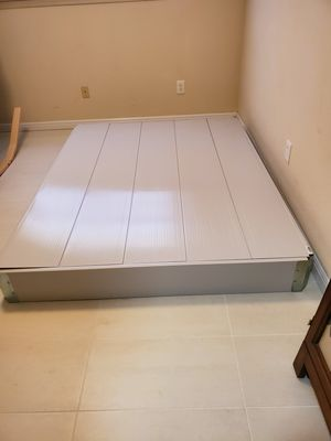 Queen Bed Frame for Select Comfort, aka Sleep Number for Sale in Longview, TX
