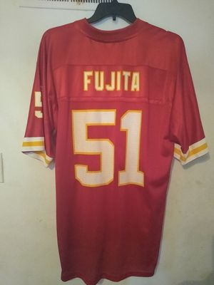 KC Chiefs Jersey Large for Sale in BRECKNRDG HLS, MO