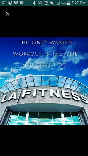LA fitness $0 enrollment no contract. for Sale in Orlando, FL