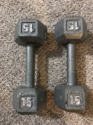 workout dumbbell for Sale in Carl Junction, MO