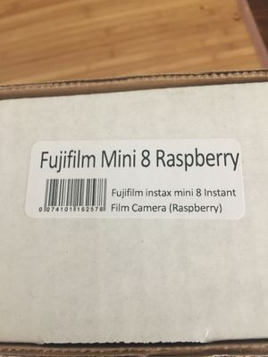 Polaroid instant camera for Sale in Glendale, AZ