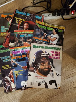 1982-83 Sports Illustrated Lot for Sale in Kernersville, NC