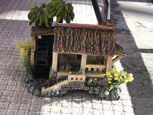 Fish tank decoration house. for Sale in Vienna, VA