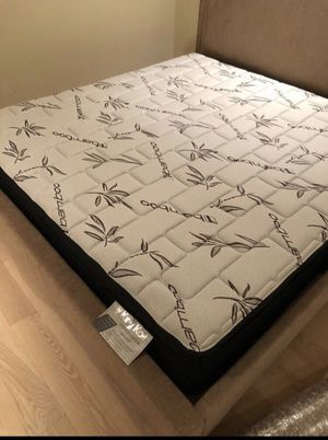 BRAND NEW🔥 MATTRESS TWIN, FULL, QUEEN, KING SIZE📲AVAILABLE PILLOW TOP, MEMORY FOAM, PLUSH🔥SPECIAL OFFER TODAY for Sale in Miami, FL
