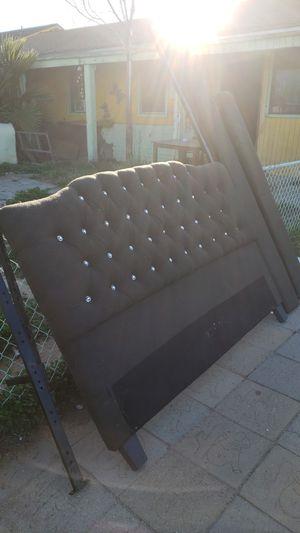 Queen bed frame **read description for Sale in Phoenix, AZ