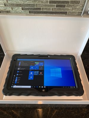 "10"" Dell Venue 11 pro Tablet with iHDMI Webcam, Windows 10 and Microsoft office for Sale in Orlando, FL"