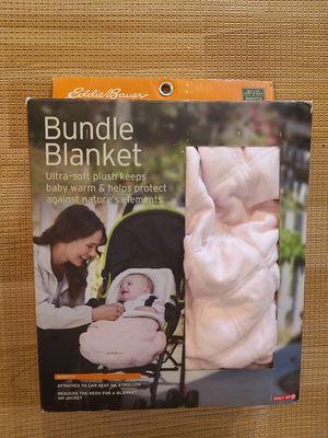 Baby bundle blanket for Sale in Las Vegas, NV