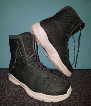 Nike Air Jordan Future Boot Grove Green Mens Outdoor Winter Sneakers Size 11.5 for Sale in Tampa, FL