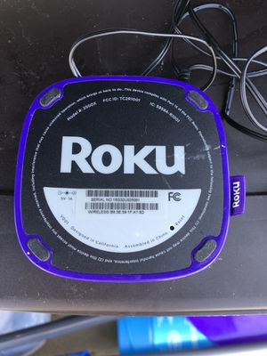 ROKU HD for Sale in Lincoln, CA