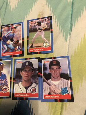 Baseball cards for Sale in Hobart, IN