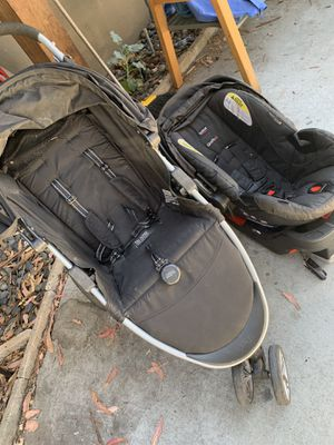 Britax Stroller, car seat and base for Sale in Sacramento, CA