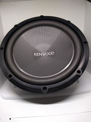 "Kenwood 12"" Subwoofer 1000 w Concert Series for Sale in Rialto, CA"