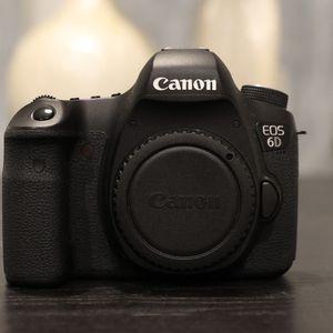 Canon EOS 6D Body Full Frame - Low Shutter- Backup Camera for Sale in McKinney, TX