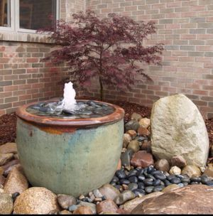 Custom Water Features Asian Gardens for Sale in Alexandria, VA