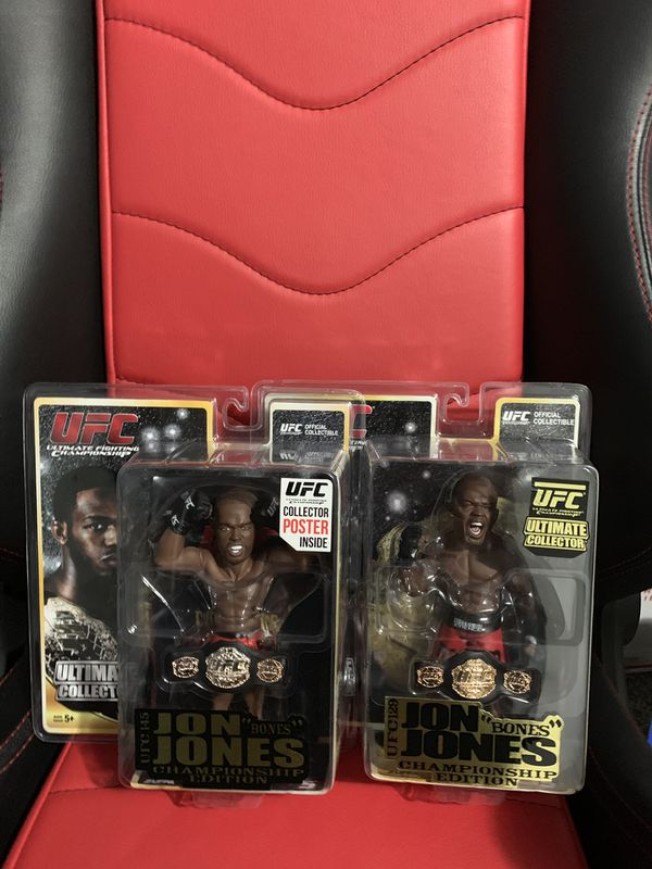UFC Jon Jones Action Figure