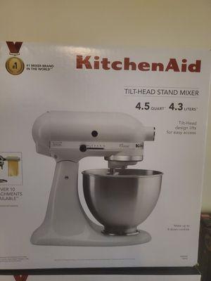 Kitchenaid mixer brand new for Sale in Greensboro, NC