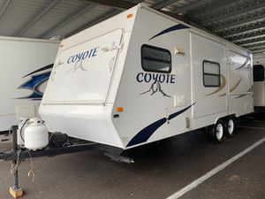 2008 KZ Coyote 23CFK hybrid camper for Sale in Columbia Station, OH