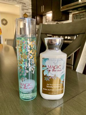 Brand New Bath & Body Work fragrance mist and Body Lotion $7 EACH for Sale in Streamwood, IL