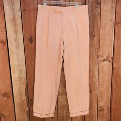 Burberry Men's Slacks Size 34 Cuffed Spring Fashion for Sale in Westminster,  CA
