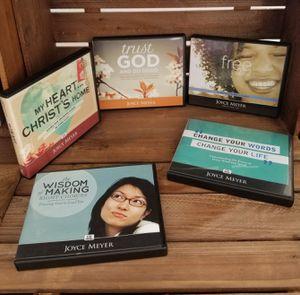 Joyce Meyer CD's for Sale in Westport, WA