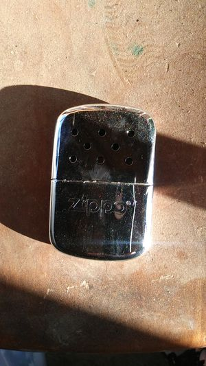 Zippo lighter fluid filled hand warmer for Sale in Portland, OR
