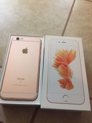 Brand new iPhone 6s 32gb Excellent Condition Free Charger 🔌 30 days warranty for Sale in Richardson, TX