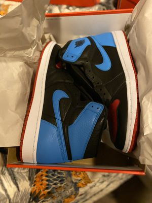 Jordan 1 Retro High NC to Chi Leather (W) for Sale in Carrollton, TX