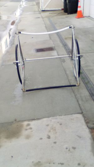 Board and Small Boat Hauling Rack for Bike for Sale in Newport Beach, CA