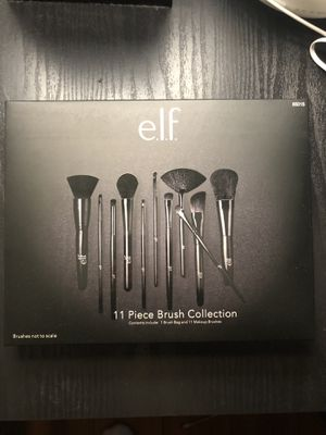 E.L.F Studio Professional 11 Piece Makeup Brush Collection for Sale in Rosemead, CA