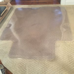 Office Chair Pad-protects Carpet for Sale in Bartlett, IL