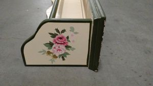 Hand painted shelf flower details for Sale in Los Angeles, CA